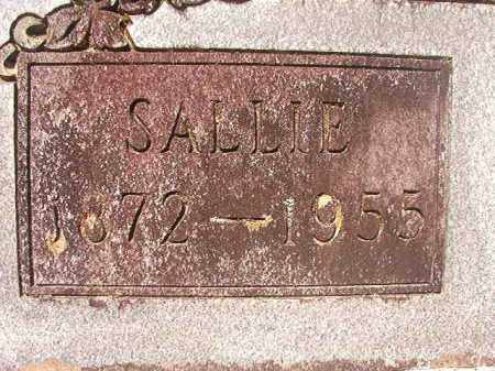 LIVINGSTON, SALLIE - Dallas County, Arkansas | SALLIE LIVINGSTON - Arkansas Gravestone Photos