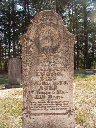 LUCAS, LITTLETON E - Dallas County, Arkansas | LITTLETON E LUCAS - Arkansas Gravestone Photos