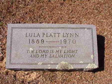 LYNN, LULA - Dallas County, Arkansas | LULA LYNN - Arkansas Gravestone Photos