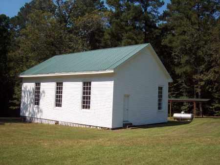 *MACEDONIA PRINCETON, CHURCH - Dallas County, Arkansas | CHURCH *MACEDONIA PRINCETON - Arkansas Gravestone Photos