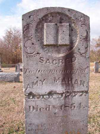 MAHAN, AMY - Dallas County, Arkansas | AMY MAHAN - Arkansas Gravestone Photos