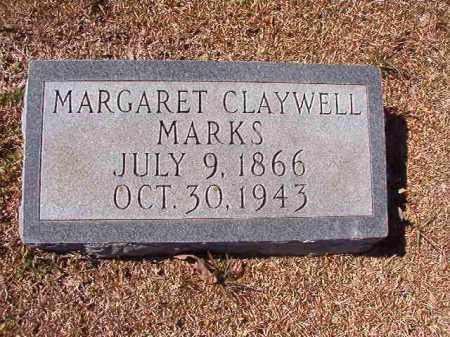 MARKS, MARGARET - Dallas County, Arkansas | MARGARET MARKS - Arkansas Gravestone Photos