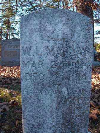 MARLAR, W L - Dallas County, Arkansas | W L MARLAR - Arkansas Gravestone Photos