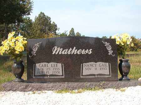 MATHEWS, CARL LEE - Dallas County, Arkansas | CARL LEE MATHEWS - Arkansas Gravestone Photos