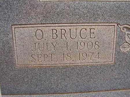 MCALISTER, O BRUCE - Dallas County, Arkansas | O BRUCE MCALISTER - Arkansas Gravestone Photos