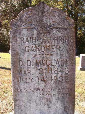 MCCLAIN, JERAIH CATHRINE - Dallas County, Arkansas | JERAIH CATHRINE MCCLAIN - Arkansas Gravestone Photos