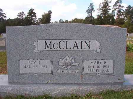 MCCLAIN, MARY R - Dallas County, Arkansas | MARY R MCCLAIN - Arkansas Gravestone Photos