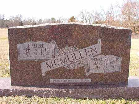 REYNOLDS MCMULLEN, BERNICE - Dallas County, Arkansas | BERNICE REYNOLDS MCMULLEN - Arkansas Gravestone Photos