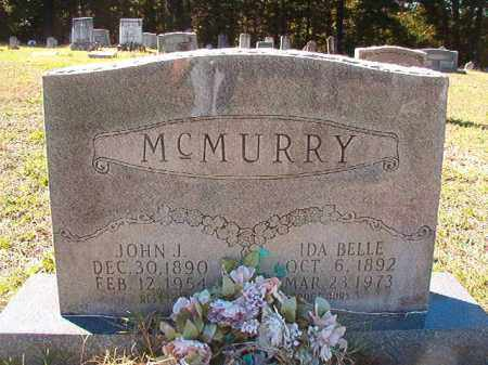 MCMURRY, IDA BELLE - Dallas County, Arkansas | IDA BELLE MCMURRY - Arkansas Gravestone Photos