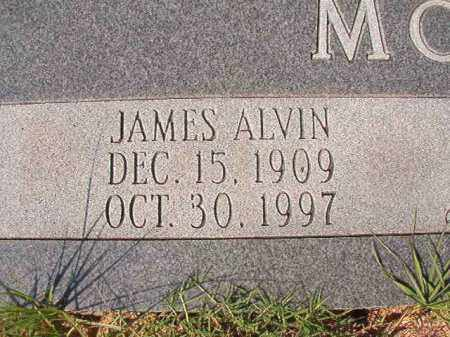 MCMURRY, JAMES ALVIN - Dallas County, Arkansas | JAMES ALVIN MCMURRY - Arkansas Gravestone Photos