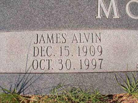 MCMURRY, JAMES ALVIN - Dallas County, Arkansas   JAMES ALVIN MCMURRY - Arkansas Gravestone Photos