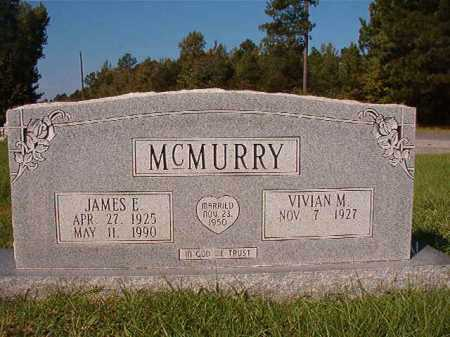 MCMURRY, JAMES E - Dallas County, Arkansas | JAMES E MCMURRY - Arkansas Gravestone Photos