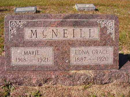 MCNEILL, EDNA - Dallas County, Arkansas | EDNA MCNEILL - Arkansas Gravestone Photos