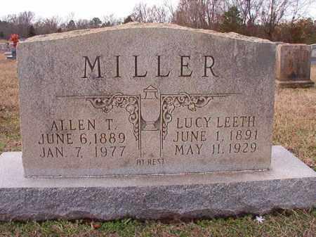 MILLER, LUCY - Dallas County, Arkansas | LUCY MILLER - Arkansas Gravestone Photos