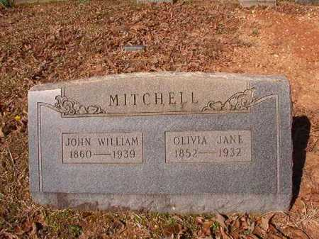 MITCHELL, JOHN WILLIAM - Dallas County, Arkansas | JOHN WILLIAM MITCHELL - Arkansas Gravestone Photos