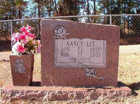 LEE MOLANDERS, NANCY - Dallas County, Arkansas | NANCY LEE MOLANDERS - Arkansas Gravestone Photos