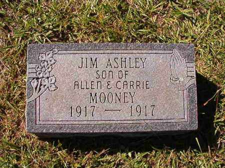 MOONEY, JIM ASHLEY - Dallas County, Arkansas | JIM ASHLEY MOONEY - Arkansas Gravestone Photos