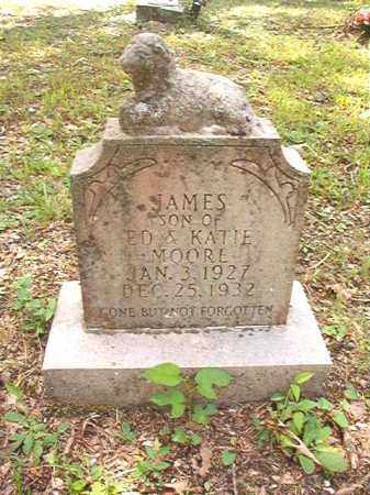 MOORE, JAMES - Dallas County, Arkansas | JAMES MOORE - Arkansas Gravestone Photos