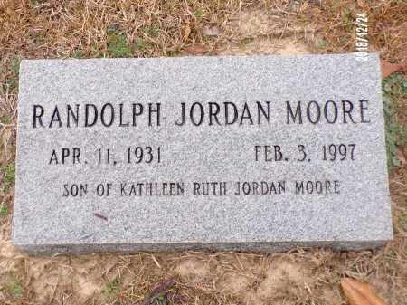 MOORE, RANDOLPH JORDAN - Dallas County, Arkansas | RANDOLPH JORDAN MOORE - Arkansas Gravestone Photos