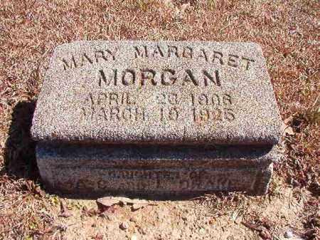 MORGAN, MARY MARGARET - Dallas County, Arkansas | MARY MARGARET MORGAN - Arkansas Gravestone Photos