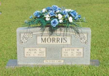 MORRIS, LOTTIE M. - Dallas County, Arkansas | LOTTIE M. MORRIS - Arkansas Gravestone Photos