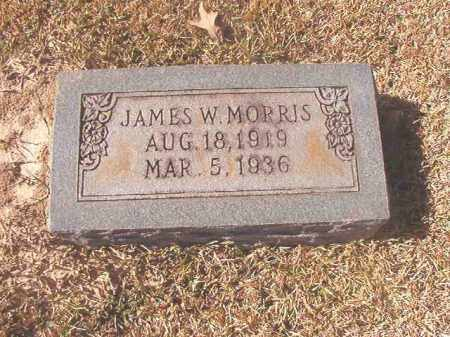 MORRIS, JAMES W - Dallas County, Arkansas | JAMES W MORRIS - Arkansas Gravestone Photos