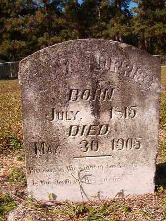 MORRIS, MARY - Dallas County, Arkansas | MARY MORRIS - Arkansas Gravestone Photos