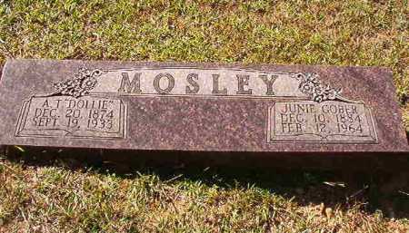"MOSLEY, A T ""DOLLIE"" - Dallas County, Arkansas 