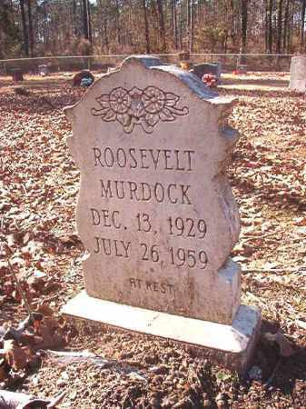 MURDOCK, ROOSEVELT - Dallas County, Arkansas | ROOSEVELT MURDOCK - Arkansas Gravestone Photos