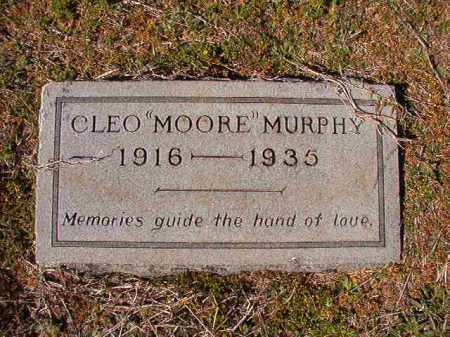 MURPHY, CLEO - Dallas County, Arkansas | CLEO MURPHY - Arkansas Gravestone Photos