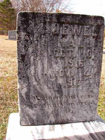 NALL, JEWEL - Dallas County, Arkansas | JEWEL NALL - Arkansas Gravestone Photos