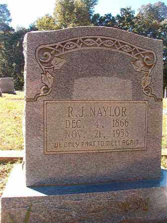 NAYLOR, R J - Dallas County, Arkansas | R J NAYLOR - Arkansas Gravestone Photos