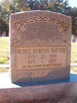 NAYLOR, RUFUS BURTON - Dallas County, Arkansas | RUFUS BURTON NAYLOR - Arkansas Gravestone Photos