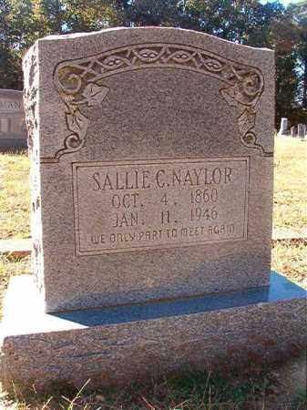 NAYLOR, SALLIE C - Dallas County, Arkansas | SALLIE C NAYLOR - Arkansas Gravestone Photos