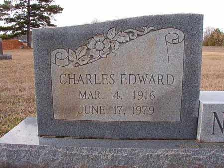 NOWLIN, CHARLES EDWARD - Dallas County, Arkansas | CHARLES EDWARD NOWLIN - Arkansas Gravestone Photos