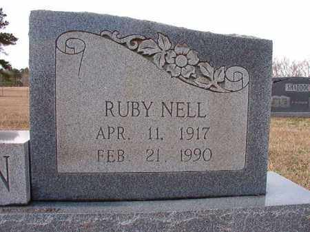 NOWLIN, RUBY NELL - Dallas County, Arkansas | RUBY NELL NOWLIN - Arkansas Gravestone Photos