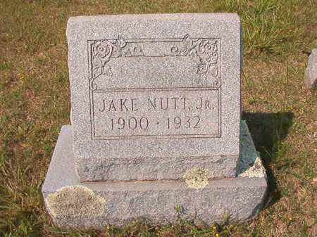 NUTT, JR, JAKE - Dallas County, Arkansas | JAKE NUTT, JR - Arkansas Gravestone Photos