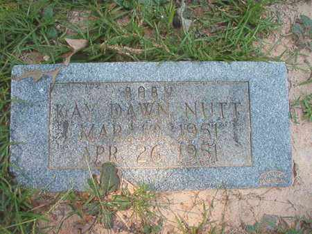 NUTT, KAY DAWN - Dallas County, Arkansas | KAY DAWN NUTT - Arkansas Gravestone Photos