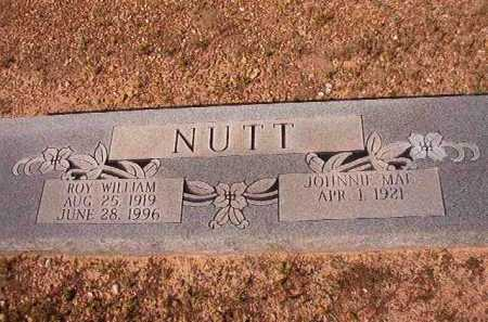 NUTT, ROY WILLIAM - Dallas County, Arkansas | ROY WILLIAM NUTT - Arkansas Gravestone Photos