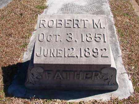NUTT, ROBERT M - Dallas County, Arkansas | ROBERT M NUTT - Arkansas Gravestone Photos