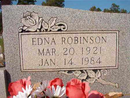 ROBINSON OLDS, EDNA - Dallas County, Arkansas | EDNA ROBINSON OLDS - Arkansas Gravestone Photos