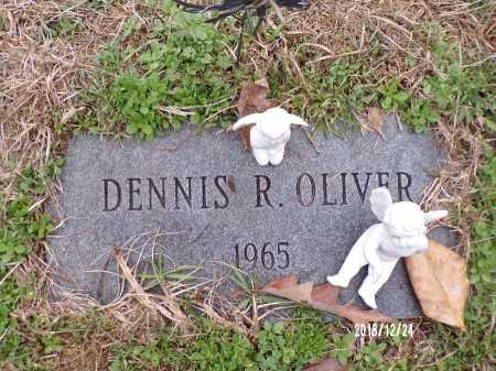 OLIVER, DENNIS R - Dallas County, Arkansas | DENNIS R OLIVER - Arkansas Gravestone Photos