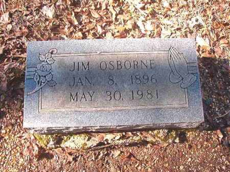 OSBORNE, JIM - Dallas County, Arkansas | JIM OSBORNE - Arkansas Gravestone Photos