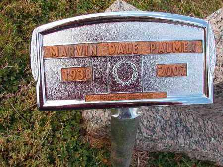 PALMER, MARVIN DALE - Dallas County, Arkansas | MARVIN DALE PALMER - Arkansas Gravestone Photos