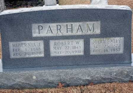 PARHAM, ROBERT W. - Dallas County, Arkansas | ROBERT W. PARHAM - Arkansas Gravestone Photos