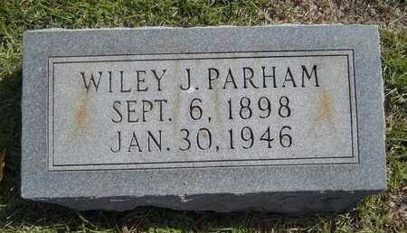 PARHAM, WILEY J - Dallas County, Arkansas | WILEY J PARHAM - Arkansas Gravestone Photos
