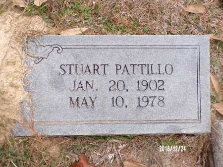 PATTILLO, STUART - Dallas County, Arkansas | STUART PATTILLO - Arkansas Gravestone Photos