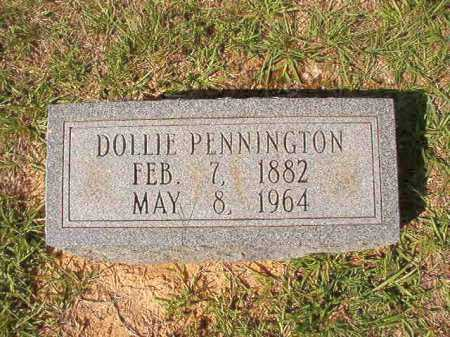 PENNINGTON, DOLLIE - Dallas County, Arkansas | DOLLIE PENNINGTON - Arkansas Gravestone Photos