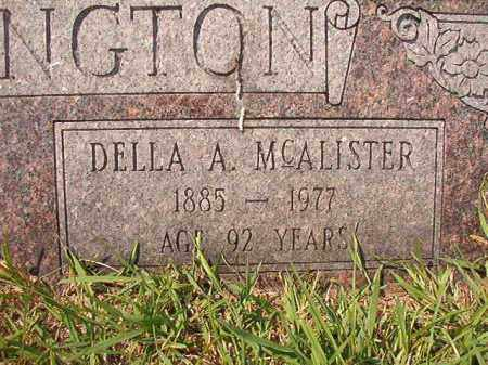 PENNINGTON, DELLA A - Dallas County, Arkansas | DELLA A PENNINGTON - Arkansas Gravestone Photos