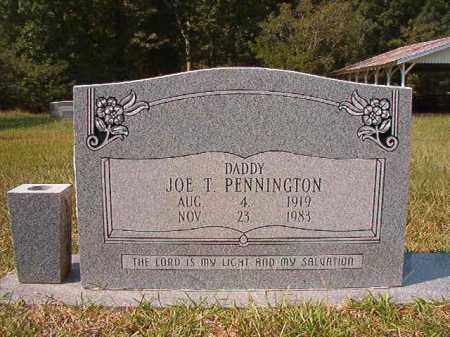 PENNINGTON, JOE T - Dallas County, Arkansas | JOE T PENNINGTON - Arkansas Gravestone Photos